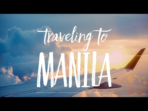 "Episode 1: Traveling to Manila ""The Philippines"""