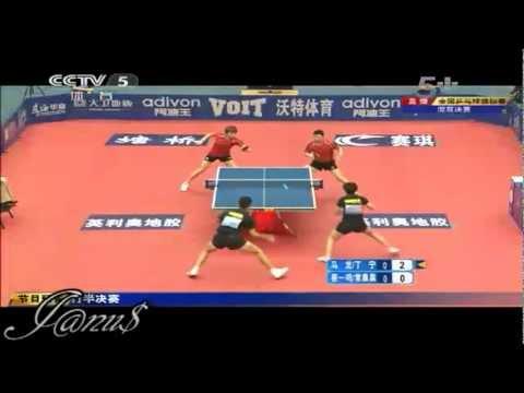 2012 China Nationals (mxd-f) Ma Long / Ding Ning - Zhai Yiming / Chang Chenchen [FULL*/Short Form]