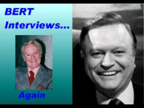 BERT Interviews VAN JOHNSON A Second Time