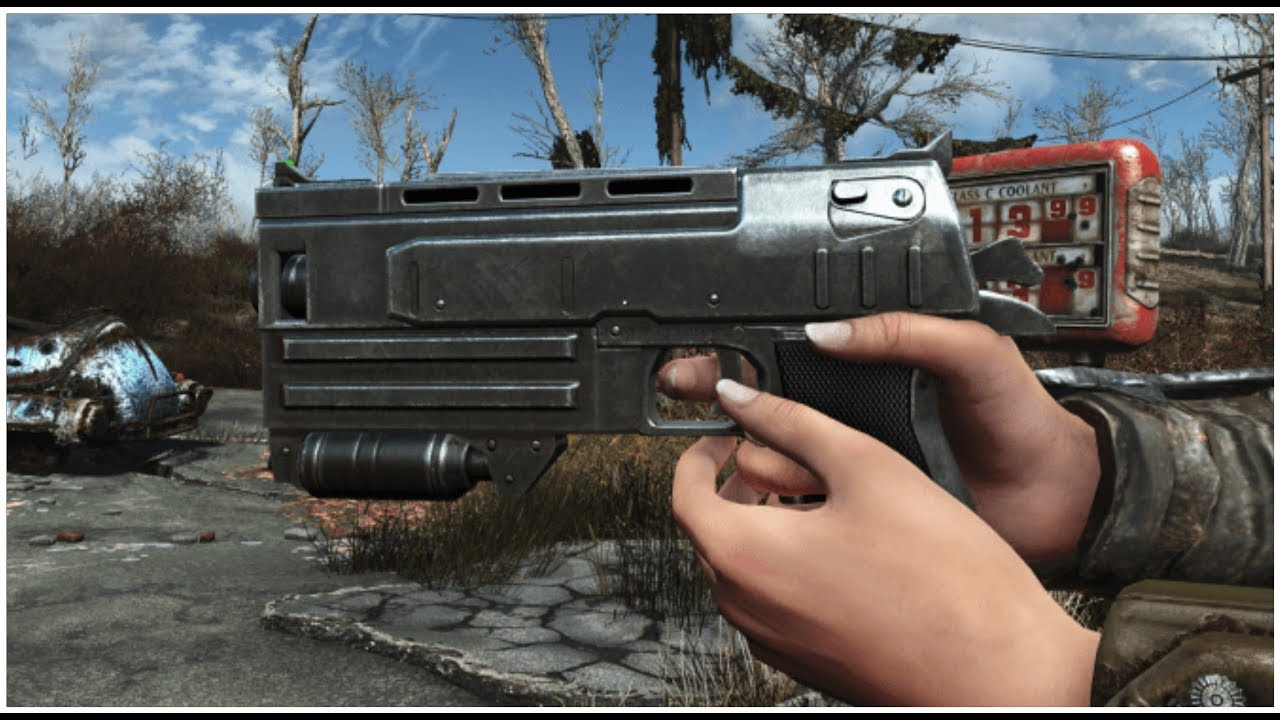 10mm fallout 4