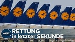 HAUPTVERSAMMLUNG: Lufthansa-Aktionäre stimmen Staatshilfe zu