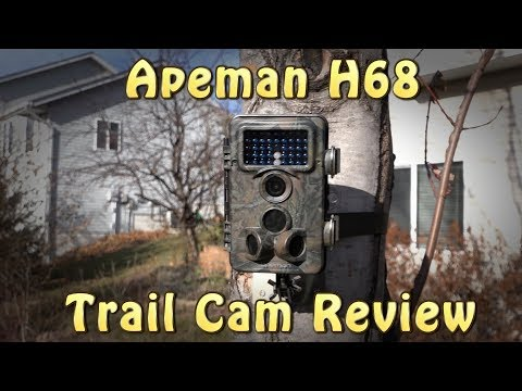 Apeman Trail Camera Review - H68