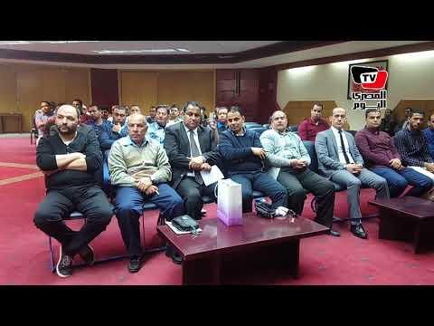 حفل تأبين الراحل رضا غنيم بنقابة الصحفيين  - 20:22-2018 / 4 / 8