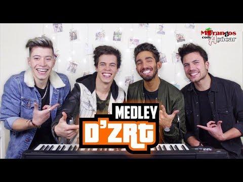 MEDLEY DOS D'ZRT c/ NOVA   Paulo Sousa