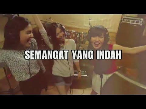 Semangat Yang Indah (Lyric) - Theme Song Audisi Cherrybelle 2015