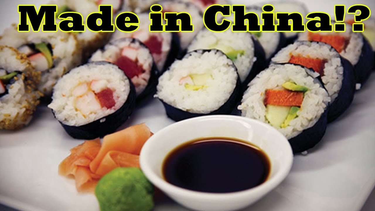 Download 5 Surprising Food Items You Didn't Know Were CHINESE Food FIRST