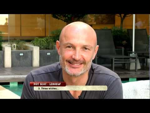 E38 S2: Hot Seat with Frank Leboeuf