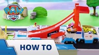 PAW Patrol | How to Play | True Metal Rescue | PAW Patrol Official & Friends