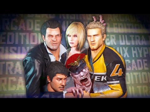 Eng Leo & Davy Jones Vs Zumbi Bison: Super Ultra Dead Rising 3 Arcade Remix Hyper Edition EX