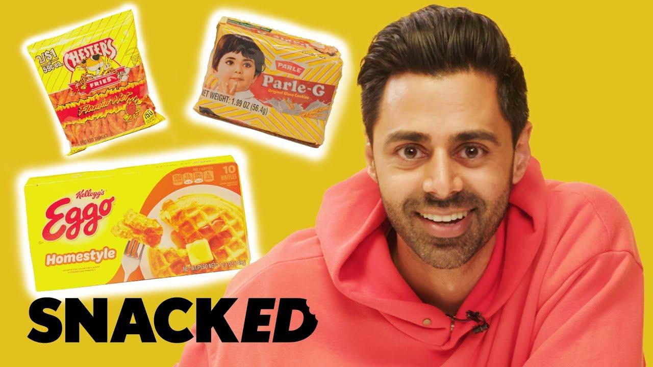Hasan Minhaj Breaks Down His Favorite Snacks   Snacked