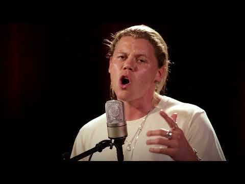 Conrad Sewell - Healing Hands - 7/26/2018 - Paste Studios - New York, NY