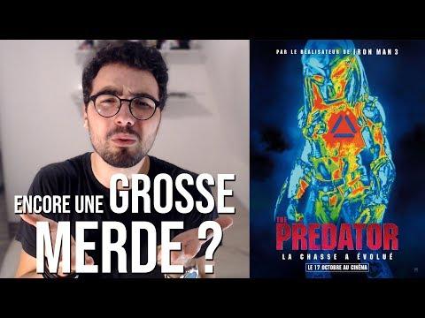 THE PREDATOR | Critique à chaud (spoilers à 8:05)