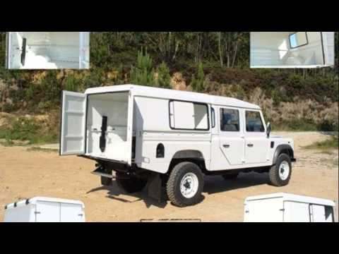 Land Rover Defender For Sale >> Land Rover Defender 130 - YouTube