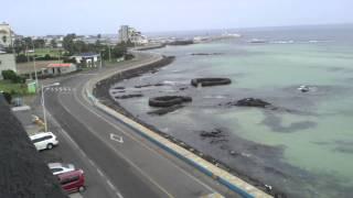 제주도 함덕해수욕장 해변풍경 를 추억하다...