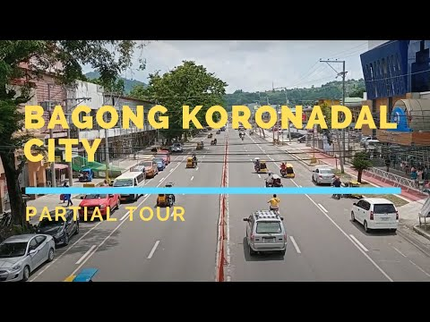Bagong Koronadal City Partial Tour | Ponkx Kalbx