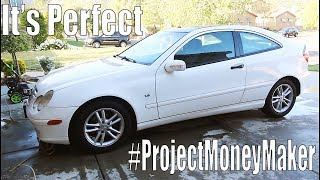 homepage tile video photo for Making my New Project Car PERFECT