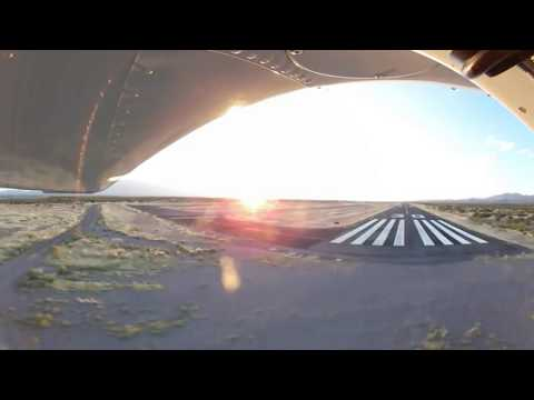 VR360 Cessna 150 River Run - Use Phone or VR Headset