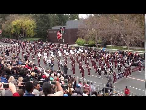 Martin Luther King, Jr. HS Marching Band - 2017 Pasadena Rose Parade