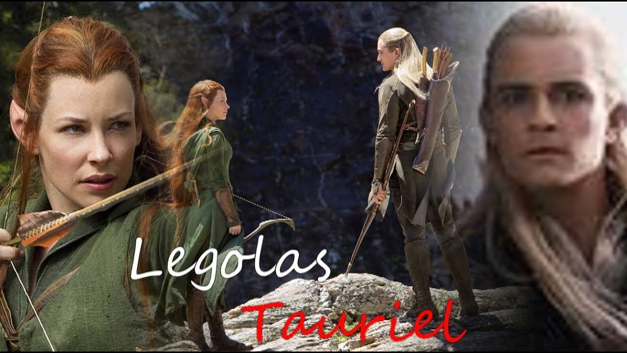 Thranduil Legolas and Tauriel OMG THEY HAVE TO GET MARRIED I LOVE