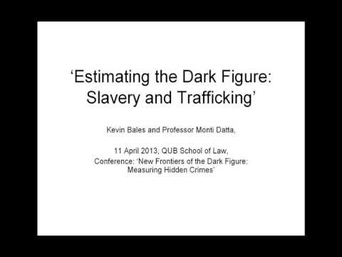 dark figure of crime A dark figure of crime is the real crime rate, as opposed to the rate derived from statistics that measure reported crime this.