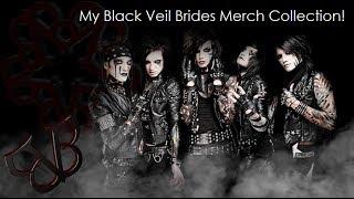 My Black Veil Brides Merch Collection!