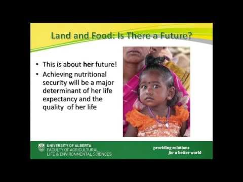 Feeding 9 Billion People: Does Canada Have the Science and Innovation Framework?