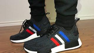 best website ce3e7 2f34e Adidas Nmd R1 Tri Color | Runskor Se