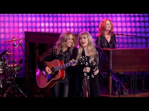 Robbyn Hart - Sheryl Crow and Stevie Nicks