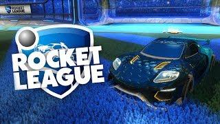 DE JÄGER PROBEREN! | Rocket League