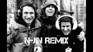 Beastie Boys - U.N.I.T.E. (N-Jin Remix)