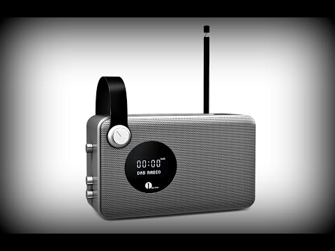 1byone DAB Radio with Bluetooth Speaker Review
