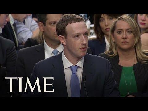 Mark Zuckerberg Tells Congress He's Sorry   TIME