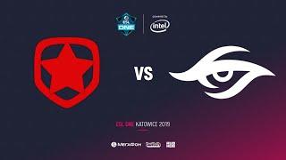 Gambit vs Team Secret, ESL One Katowice 2019, bo5, game 3, [Leх & Inmate]