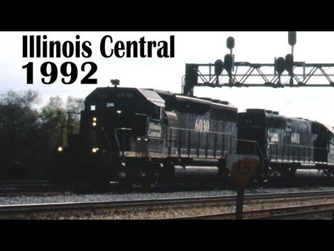 Illinois Central Action 1992!
