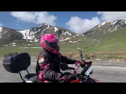 Biking Queens In Kyrgyzstan | Ride Update