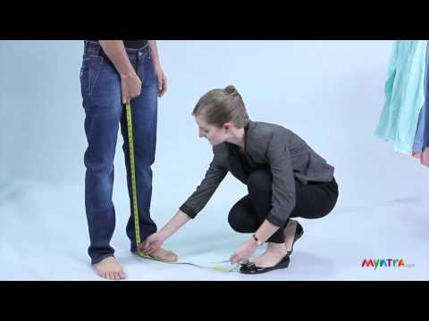 Men's Bottomwear: How To Measure Bottomwear By Yourself