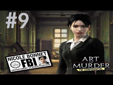 Art of Murder: FBI Confidential Walkthrough part 9 |