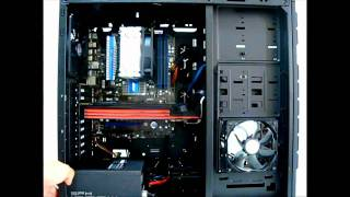 CM Storm Trooper Full-tower Case - Component Installation