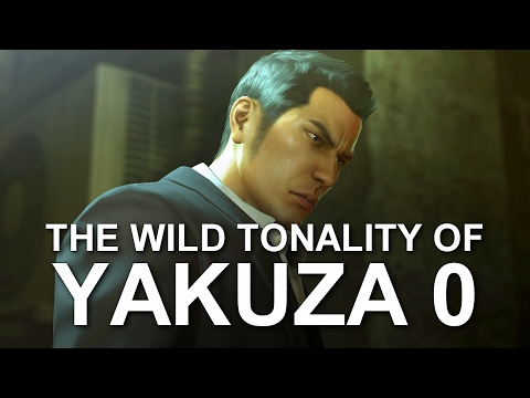 Why Yakuza 0 is a Masterclass in Managing Tone