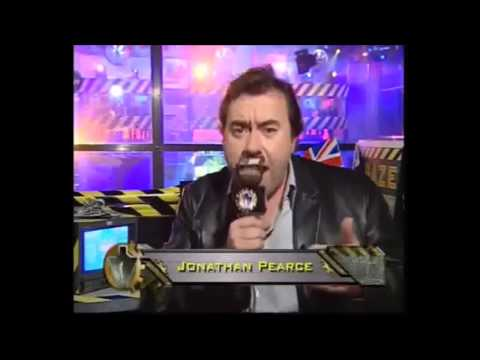 Jonathan Pearce's Robot Wars Best Moments Part 2