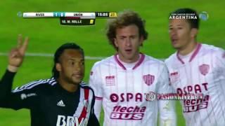 Video Gol Pertandingan River Plate vs Union