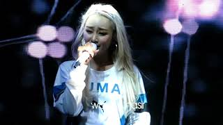 Gambar cover 20190427 PUMA CALI PARTY - HYOLYN - HELLO, GOOD BYE (MY LOVE FROM THE STAR OST)