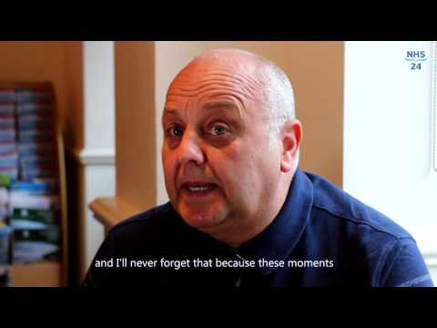 NHS 24 Patient Experience - Tommy Whitelaw