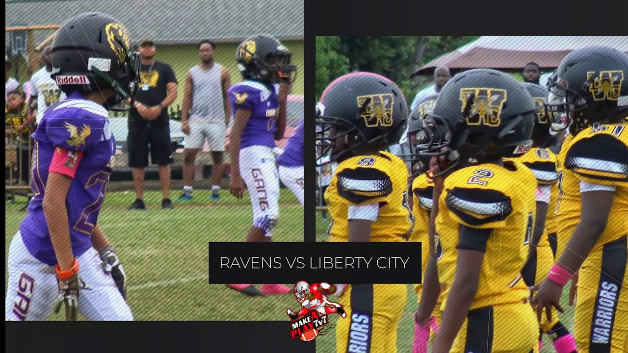 Download DeMarcus Vandyke jr and 8u Miami Gardens Ravens vs Liberty City Warriors