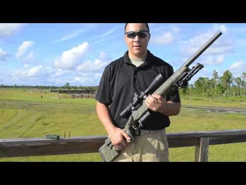 Sweet Looking M40 Rifle in 6.5 Lapua Review