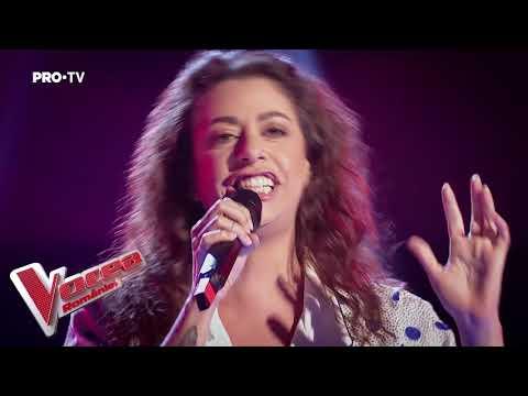 Renee Santana - Thank U   Auditiile pe nevazute   Vocea Romaniei 2019