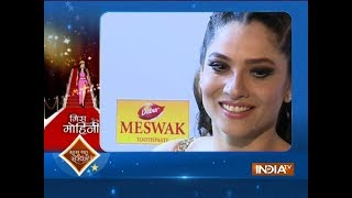 Ankita Lokhande's hotness in Music Awards
