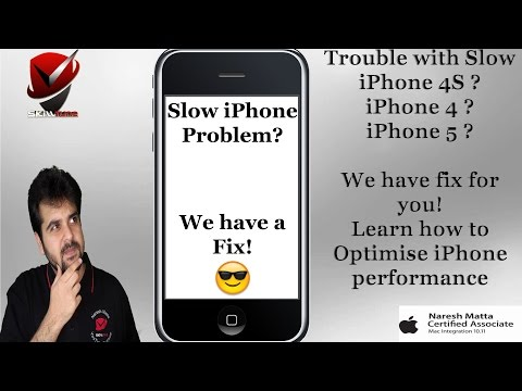 Slow Iphone Fix Learn How To Optimize Iphone Performance