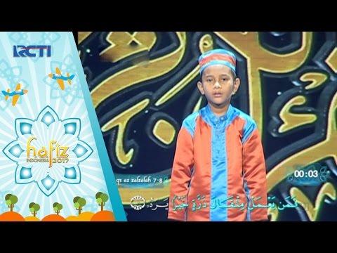 HAFIZ INDONESIA - Sambung Ayat Hasan Bersama Tabarak El Laboody [22 Mei 2017]