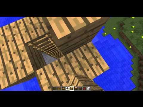 Como fazer um barco usando o mod Archimedes' Ships Mod